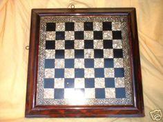 Victorian Chess Board