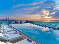 Barcelona – One night at The W Hotel