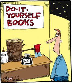 Do It Yourself Self Comic - http://diyforlife.com/self-comic/ - #DiyHumor, #FunnyDiy