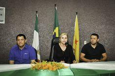 Prefeitura Tarauacá-Acre: PREFEITA MARILETE VITORINO ANUNCIA EQUIPE DE GOVERNO