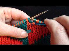 Fixing Common Double Knit Errors (+playlist)
