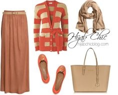 Now you can match and mix a new hijab outfit style for the winter with the Michael Kors Bag , Tory Burch shoes and the pretty skirt from H&M. Arab Fashion, Islamic Fashion, Muslim Fashion, Modest Outfits, Chic Outfits, Fashion Outfits, Fashion Ideas, New Hijab, Modesty Fashion