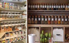   Ideas para almacenaje de cocinas   DECOFILIA