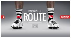 Capitaine De Route Socks.