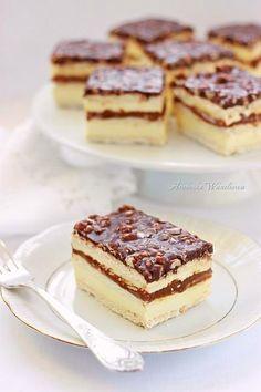 Cake Cookies, Cupcake Cakes, Cake Recipes, Dessert Recipes, Food Porn, Polish Recipes, No Bake Cake, Food Inspiration, Sweet Tooth