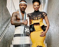Inside Bontle Modiselle & Priddy Ugly's Traditional Wedding African Fashion Designers, African Men Fashion, Celebrity Couples, Traditional Wedding, Weekend Is Over, Being Ugly, Rapper, Peplum Dress, Eye Candy