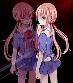 Pick, pysco or nice Yuno #anime #manga