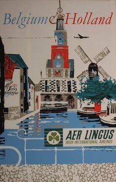 Aer Lingus - Belgium & Holland