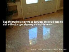 Marble Floor Polishing Services Miami