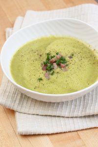 SCD Asparagus Soup