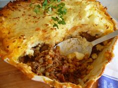 Cottage pie is another family favourite and a pretty quick dinner and always a good one to prepare in advance and just reheat af...