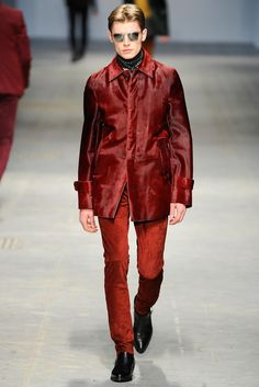 Costume National Fall 2014 Menswear - Collection - Gallery - Style.com
