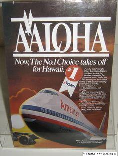 AAloha Aloha American Airlines