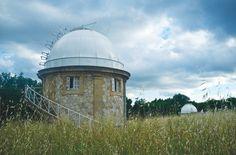 © Jacques Le Priol, observatoire à Floirac - N°4 / DU VENT DANS LES HERBES ET LE CIEL, Déambulations par Sophie Poirier - JP#04