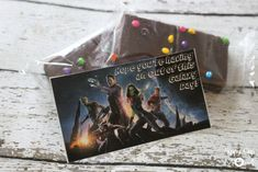 Guardians of the Galaxy Lunchbox Note