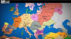 Ecco come ripercorrere 1000 anni di storia dell'Europa In questa mappa animata le modifiche del continente negli ultimi mille anni: guerre, invasioni, annessioni, referendum per ridefinire i confini. Il destino della Crimea è l'ultimo tassello mancante (il timelapse da HistoricalAtlas.com) Here's how to go over 1000 years of European history In this animated map changes …