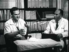 Strange Trip: Artist takes LSD in 1955, while doctor interviews him on film | Dangerous Minds