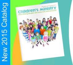 Children's Ministry Resources: Free Catalog