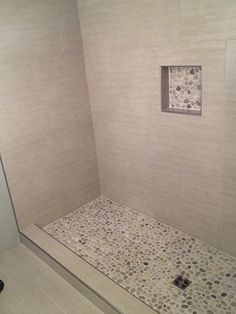 Long time admirer, first time user of pebble stones for a shower floor-image-1400052973.jpg