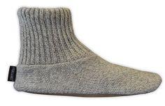 Muk Luks Men's Hand-Washable Ragg Wool Slipper Socks Size Extra Large 11.5-12.5