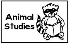great animal unit ideas