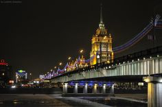bridge and hotel by Lyudmila Izmaylova on 500px