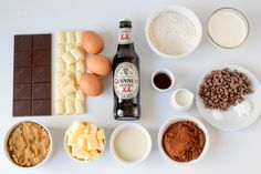Guinness brownies!