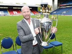 Alan Shearer/Blackburn Rovers - I have been a Blackburn Rovers fan since I was little, this shows dedication which I consider a good trait to have when in a working environment. Blackburn Rovers Fc, Alan Shearer, Good Traits, Newcastle, Premier League, Park, Environment, English, Album