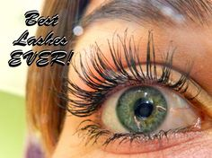 How to Get Your Biggest Natural Eyelashes Ever! (Clump Free)