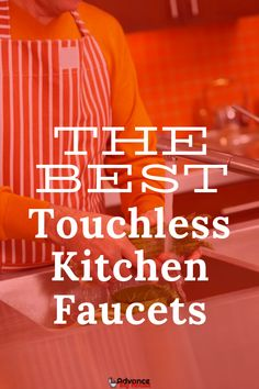Apart from the fact that these touchless kitchen faucets are convenient, they also allow for a higher level of hygiene than the traditional faucets. Touchless Kitchen Faucet, Kitchen Faucet With Sprayer, Kitchen Faucet Reviews, Best Kitchen Faucets, Pull Out Kitchen Faucet, Kitchen Fixtures, Retractable Hose, Futuristic Design, Building A New Home