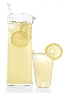 10 Delicious Non-Alcoholic Drink Recipes: Classic Lemonade