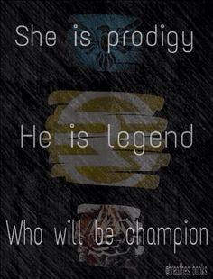 legend trilogy marie lu