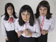 Eve, Mourne & Dawn Kransky will be visiting The Events Centre on the October 2012 Hilarious, Funny, Brisbane, Concerts, Dawn, Centre, Sisters, October, Events