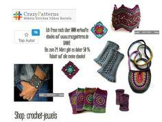 sabine a. Crazy Patterns, Crochet Rings, Shops, Crochet Flowers, Instagram, Granny Squares, Handmade, Triangles, Videos
