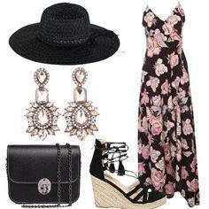 Ispirazione boho  outfit donna Ethnic per tutti i giorni  3813edc42dff