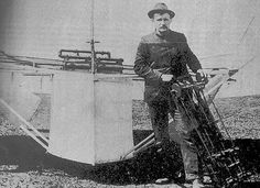 1901 - Gustave Whitehead