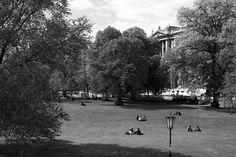Burggarten Beautiful Sites, Vienna, Dolores Park, Street View, City, Travel, Viajes, Cities, Destinations
