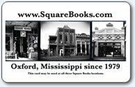Square Books, Oxford, Mississippi.
