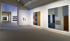 Sean Scully's paintings might not impress in photos, but when I saw them at the CAM, I was awestruck. More than mere rectangles of color.