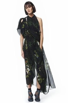 Resort 17 - Emma dress by Preen by Thornton Bregazzi. Shop the collection at http://preenbythorntonbregazzi.com/collections/preen-by-thornton-bregazzi-re17