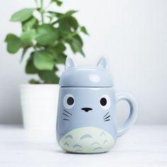 Okay, This Totoro Mug Is The Cutest