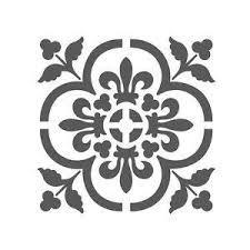 Large wall stencils damask stencil diy reusable pattern decor faux mural v0013