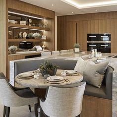 INSPIRAÇÃO | madeira + cinza #ponto3arquitetura