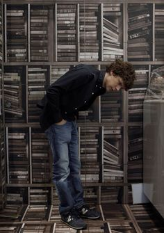 Jesse Eisenberg. There is just something about his nerdiness that is so cute!