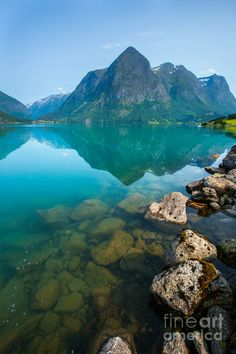 ✯ Skjok - Oppland County, Norway