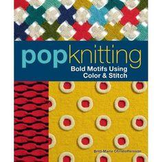 pop knitting – Britt-Marie Christoffersson   Tichiro - knits and cats