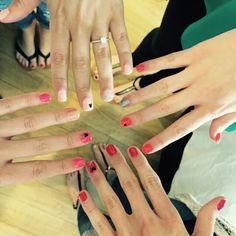 Disney Nails    Bachelorette Weekend