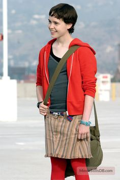 Hard Candy publicity still of Ellen Page