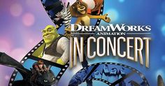 Dreamworks Animation in concert is coming to Belfast later this year and will feature music performed with a full orchestra