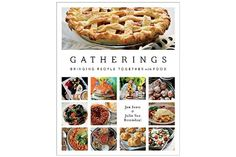 With its focus on casual fare and family-friendly entertaining and a belief that who's at the table is more important than what's on the table, the philosophy behind Gatherings is one we can really get behind. If you're looking for a way to connect with loved ones, whether they be old friends or little munchkins, Jan and Julie's cheerful new tome is the place to turn. We'll be wrapping this bright book up and giving it as a hostess gift at all our holiday parties this year.